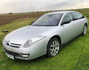 2007 Citroen C6, last of a great French line For Sale