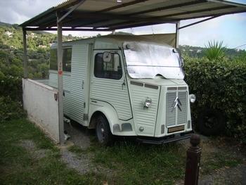 1965 Citroen Hy Van SWB Petrol modern Citroen ID engine