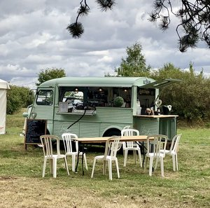1971 Citroen HY Catering Van for Sale For Sale