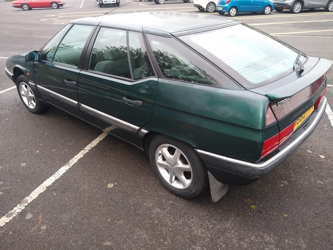 1998 Citroen XM VSX Turbo Auto for Auction 16th - 17th July SOLD by Auction (picture 3 of 6)