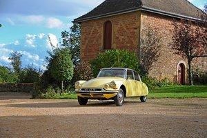 1958 - Citroen DS 19 For Sale by Auction