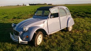 1985 CITROEN 2CV 6 For Sale