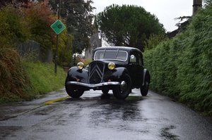 1936 - Citroën Traction 7C For Sale by Auction