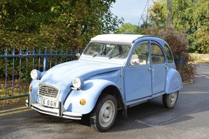 1989 Citroen 2CV6 Special For Sale by Auction