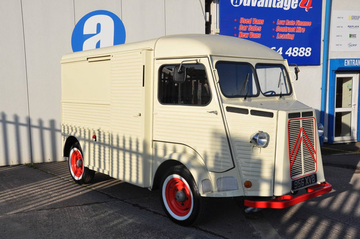 1961 H van Perfect example of a lovingly restored  For Sale (picture 1 of 6)