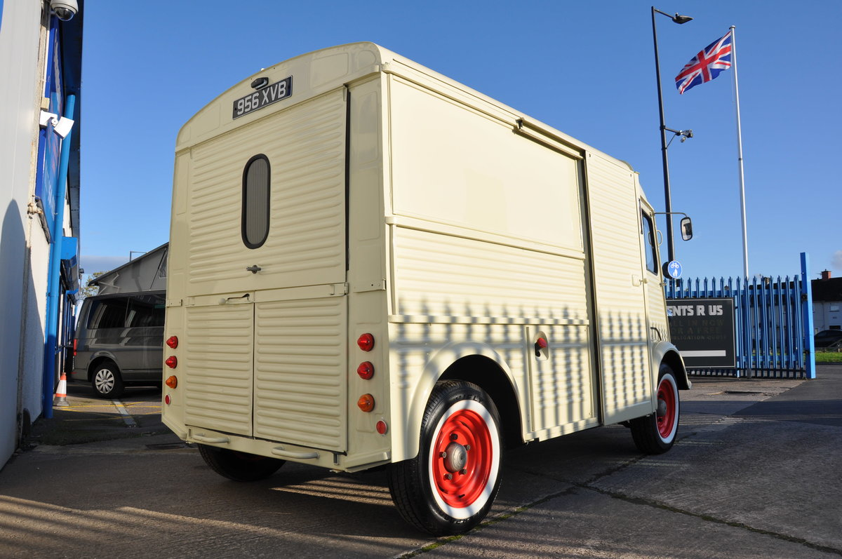 1961 H van Perfect example of a lovingly restored  For Sale (picture 5 of 6)