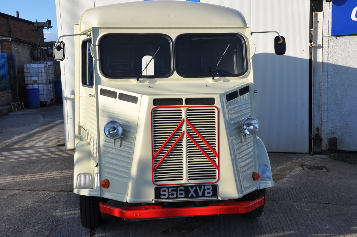 1961 H van Perfect example of a lovingly restored  For Sale (picture 6 of 6)