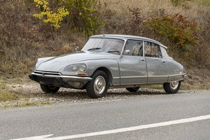 1970 – Citroën DS 21 M Pallas IE