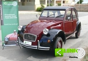 1982 Citroen 2CV 6 Charleston For Sale