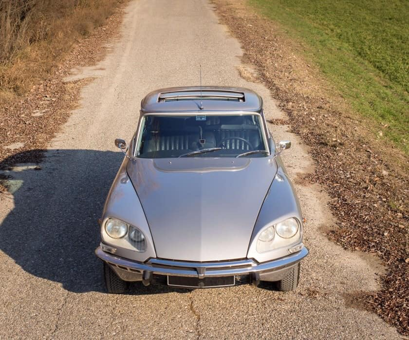 1974 Citroen DS23 Injection, Best Model fully loaded! SOLD (picture 1 of 6)