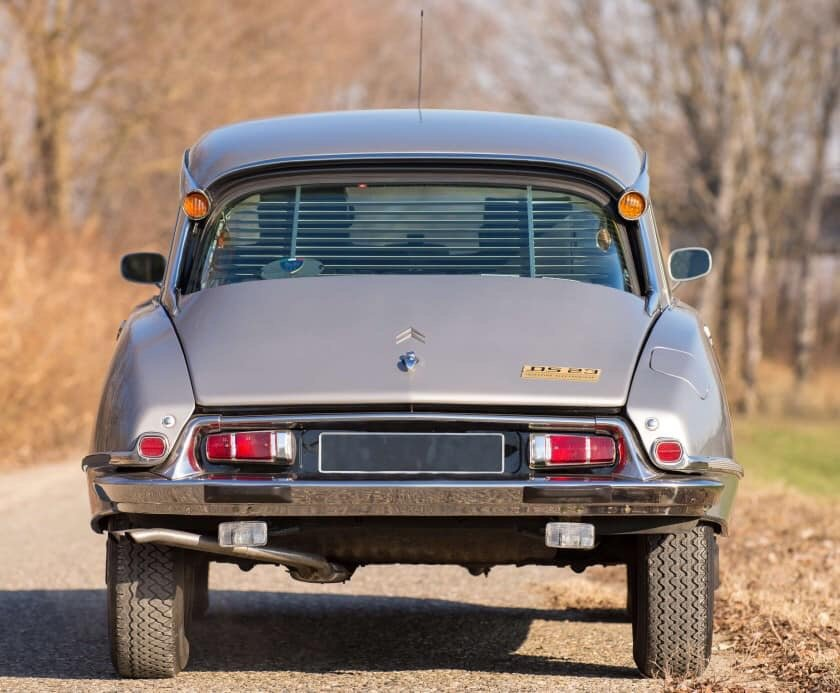 1974 Citroen DS23 Injection, Best Model fully loaded! SOLD (picture 2 of 6)