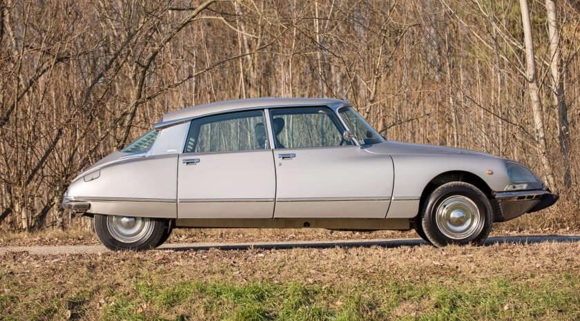 1974 Citroen DS23 Injection, Best Model fully loaded! SOLD (picture 3 of 6)