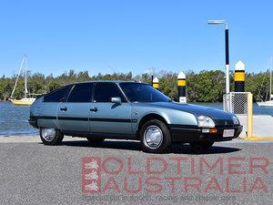 1986 Citroen CX2500 GTi Turbo 2 SOLD