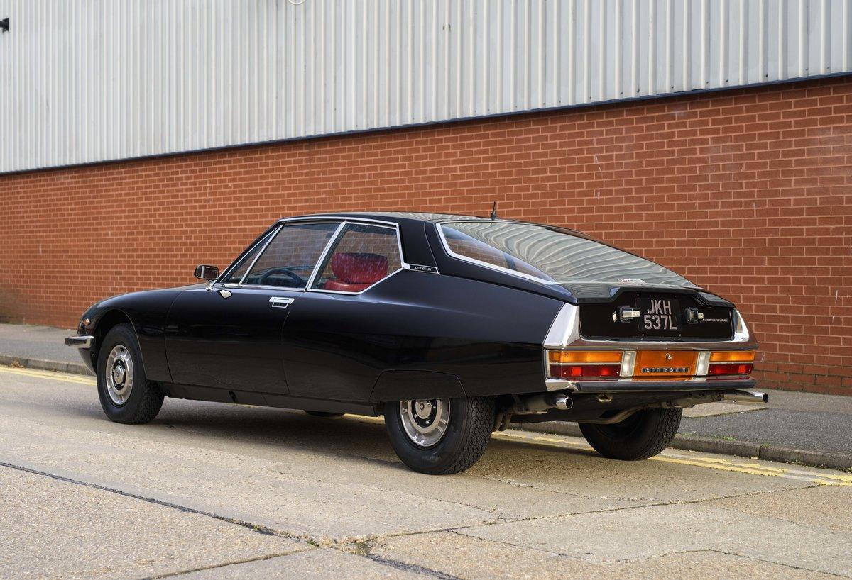 1973 Citroen-Maserati SM For sale in London For Sale (picture 4 of 23)
