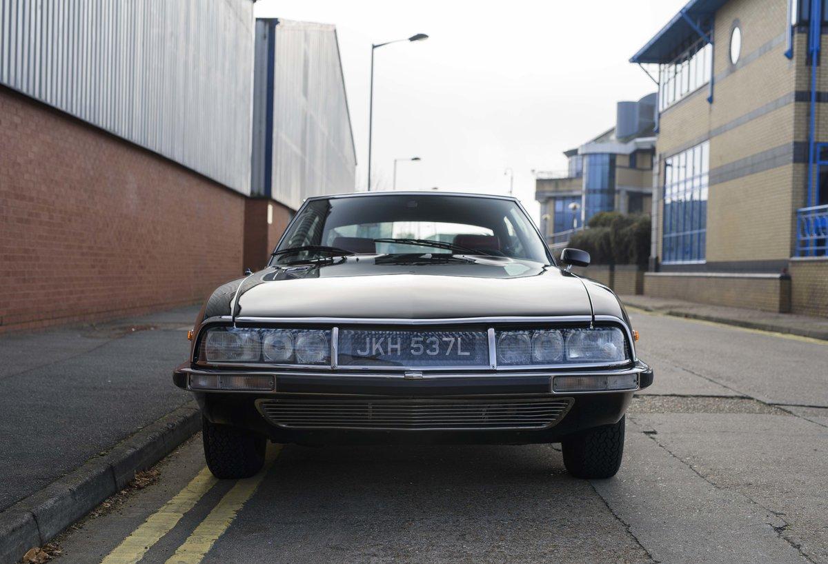 1973 Citroen-Maserati SM For sale in London For Sale (picture 7 of 23)
