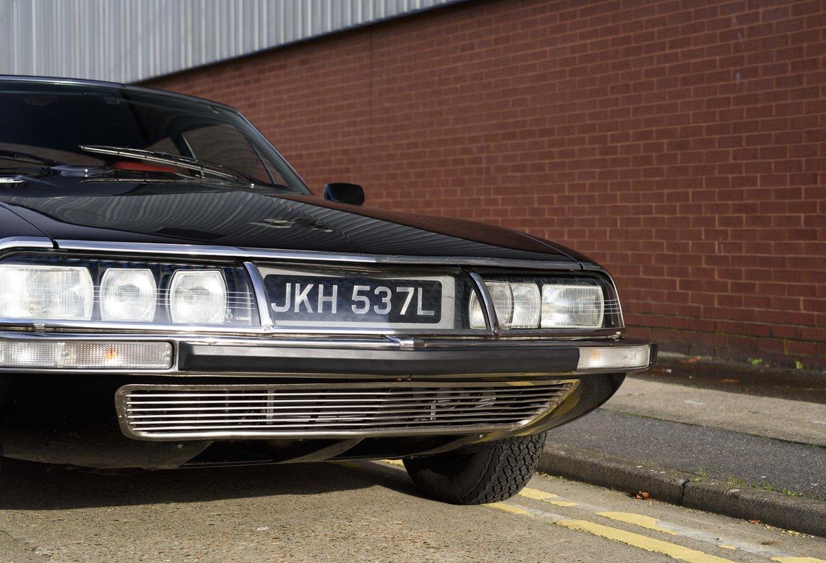 1973 Citroen-Maserati SM For sale in London For Sale (picture 9 of 23)