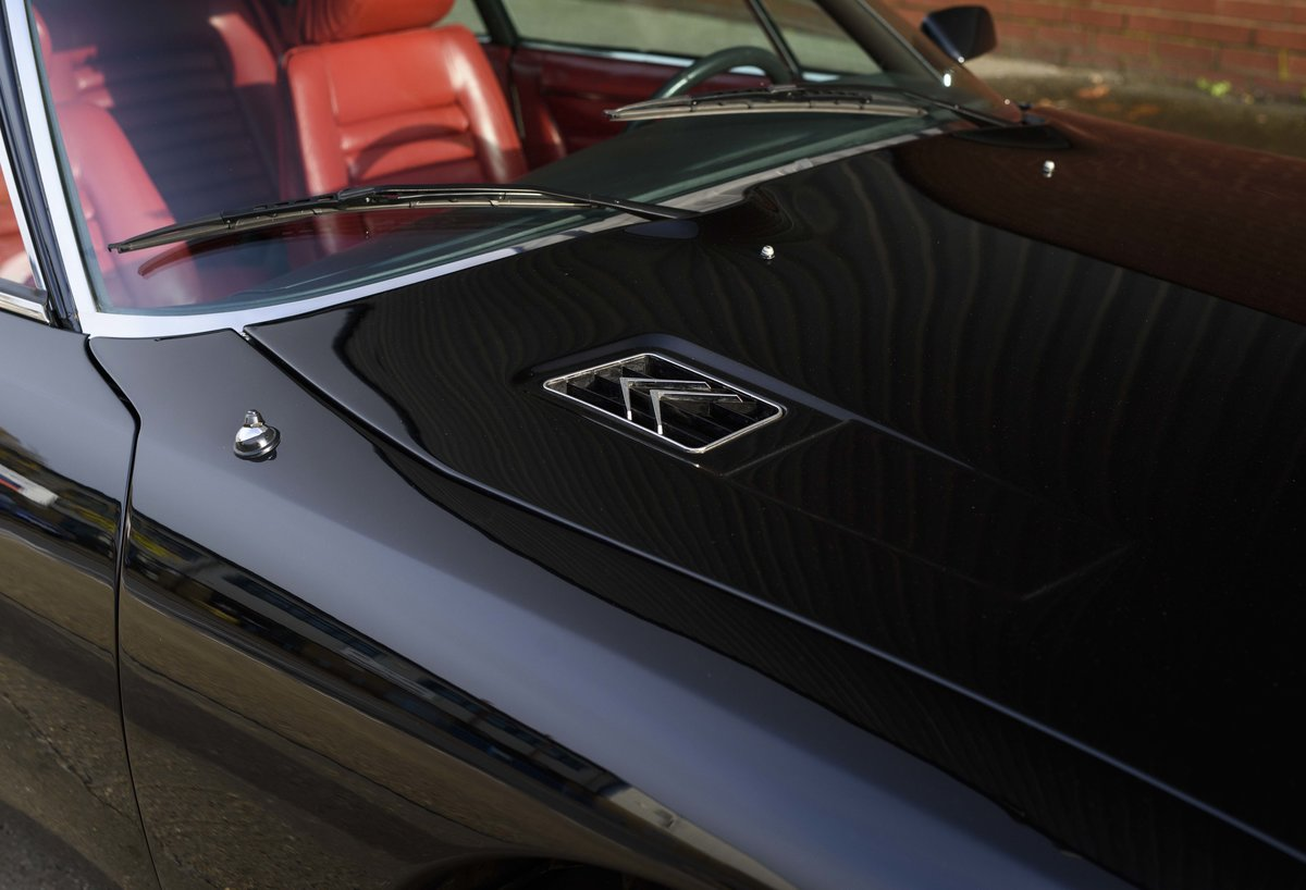 1973 Citroen-Maserati SM For sale in London For Sale (picture 10 of 23)