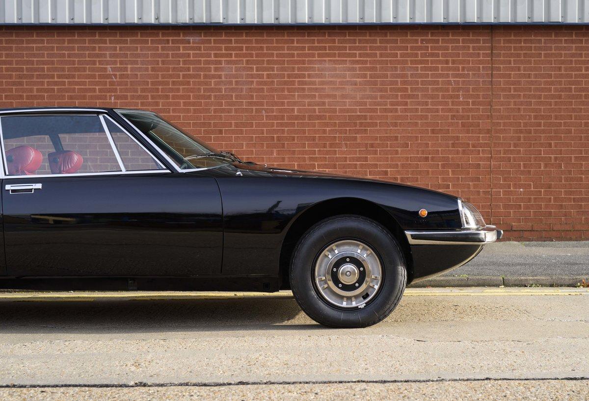 1973 Citroen-Maserati SM For sale in London For Sale (picture 11 of 23)