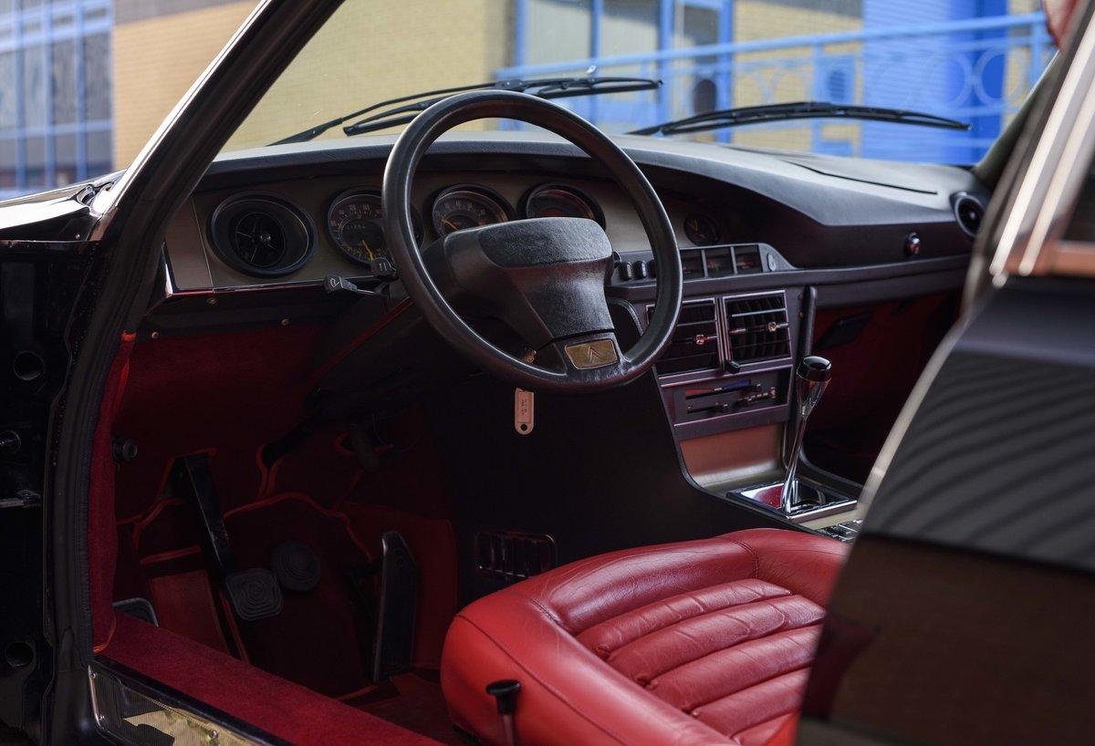 1973 Citroen-Maserati SM For sale in London For Sale (picture 15 of 23)