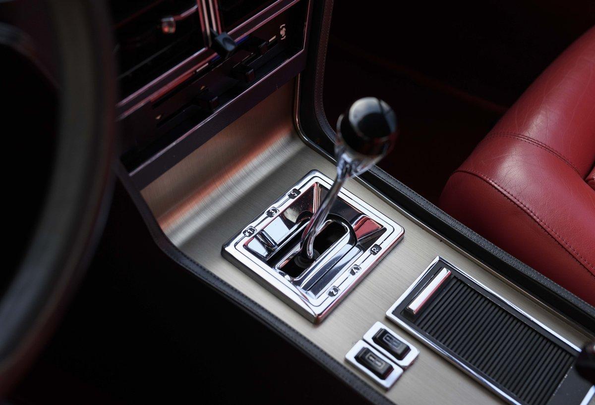 1973 Citroen-Maserati SM For sale in London For Sale (picture 21 of 23)