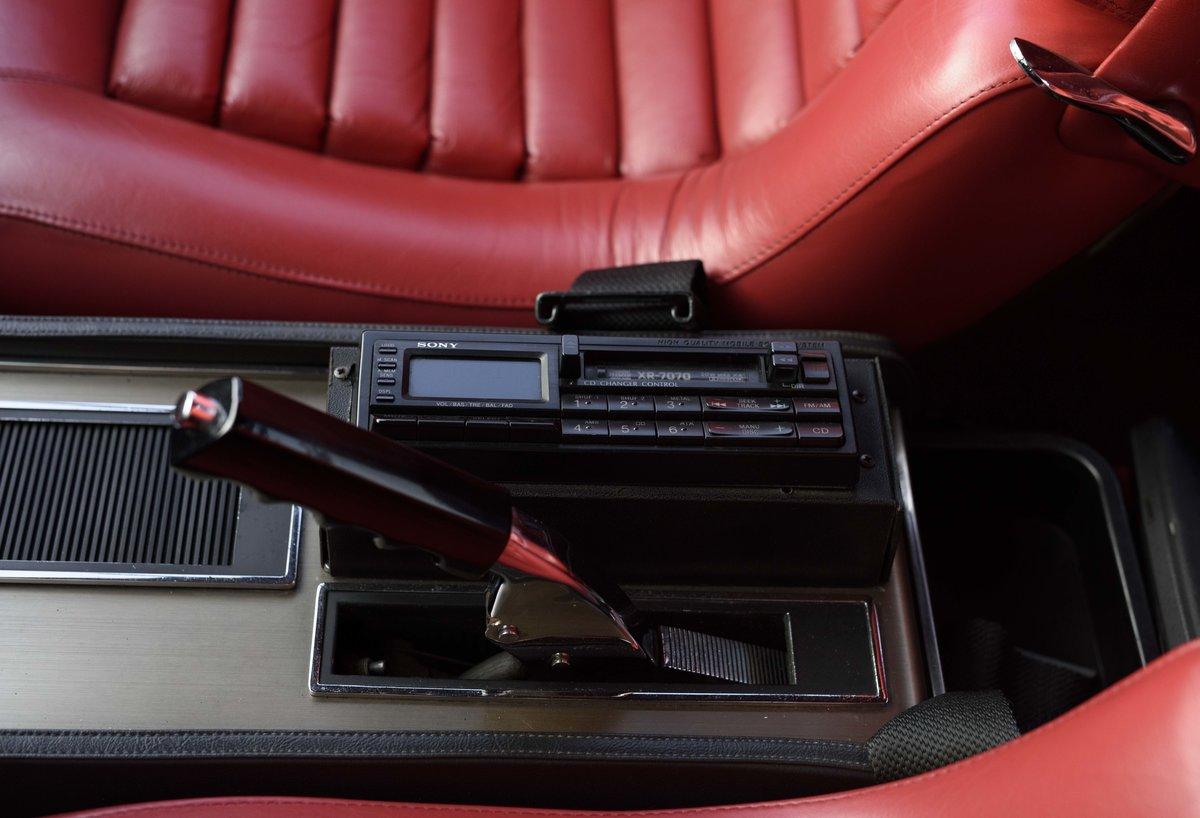 1973 Citroen-Maserati SM For sale in London For Sale (picture 22 of 23)