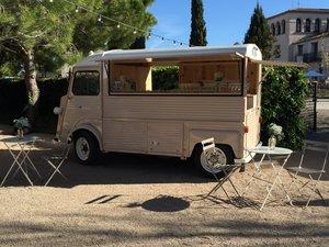 1972 Citroen HY Food Truck For Sale