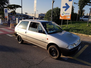 1998 citroen ax 1000cc one owner
