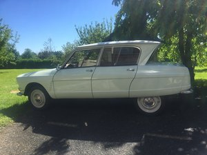 1963 citreon ami Stunning classic rare For Sale