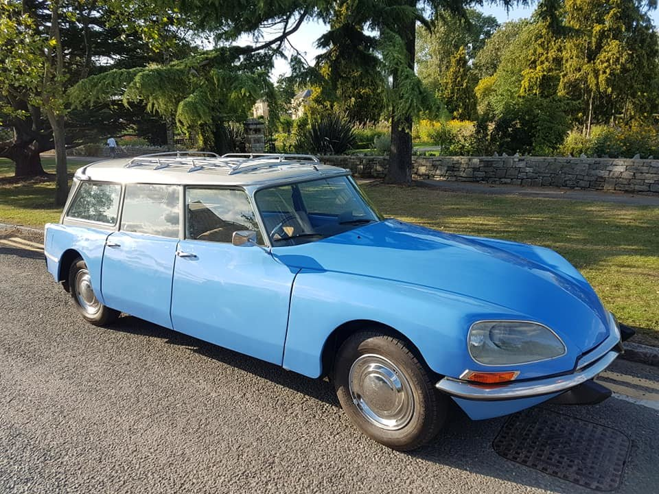 1969 Citroen DS21 Safari Recently renovate  For Sale (picture 1 of 6)