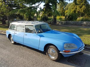 Citroen DS21 Safari Recently renovate