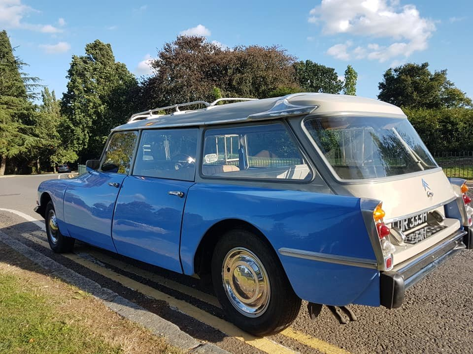 1969 Citroen DS21 Safari Recently renovate  For Sale (picture 2 of 6)