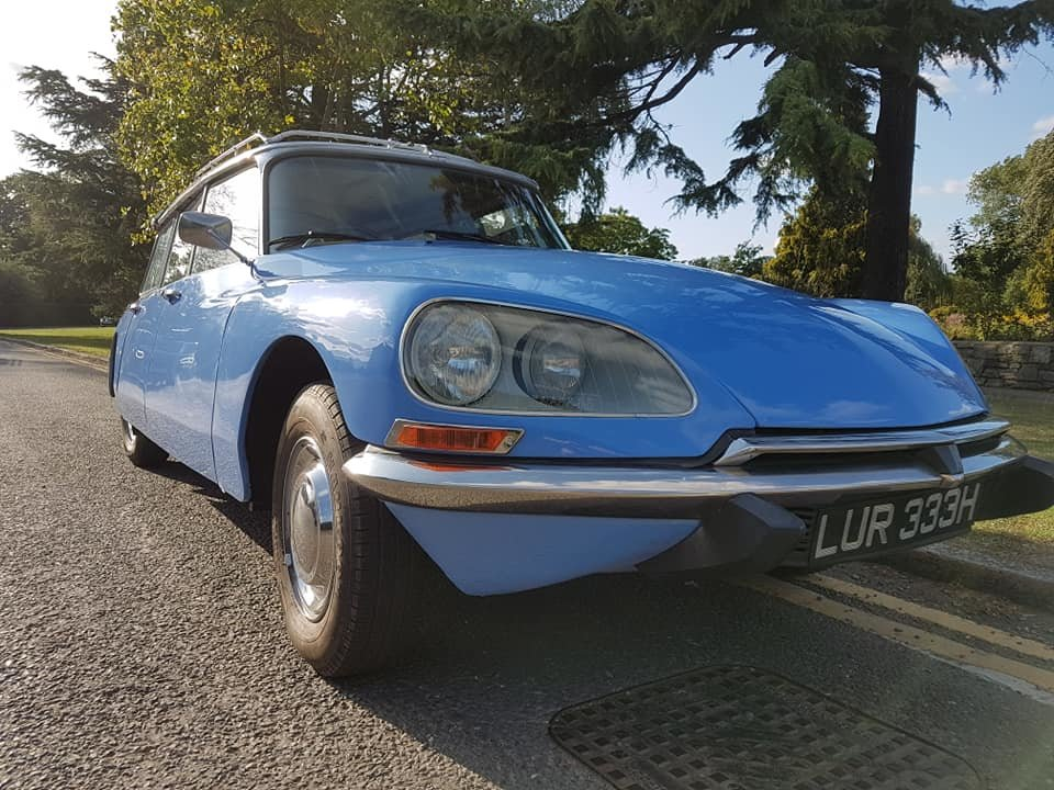 1969 Citroen DS21 Safari Recently renovate  For Sale (picture 3 of 6)