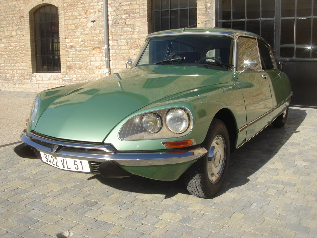 1975 DS23 IE Pallas For Sale (picture 1 of 6)