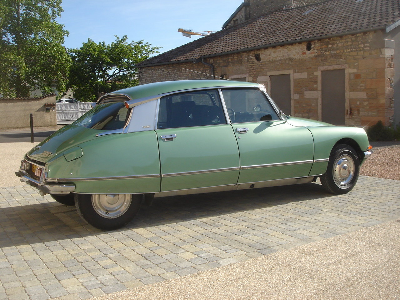 1975 DS23 IE Pallas For Sale (picture 3 of 6)