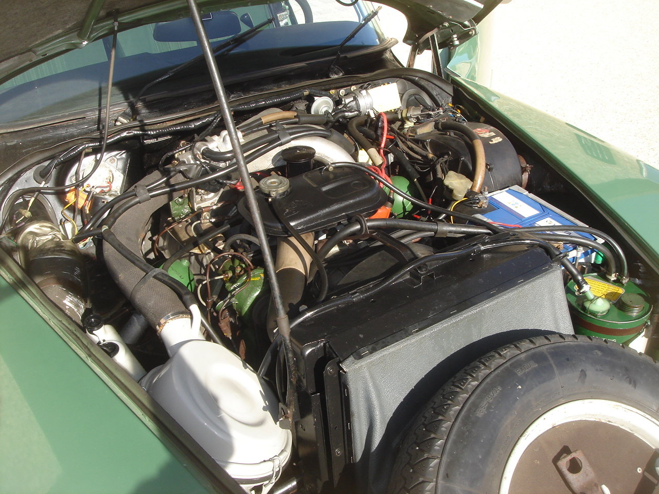 1975 DS23 IE Pallas For Sale (picture 4 of 6)
