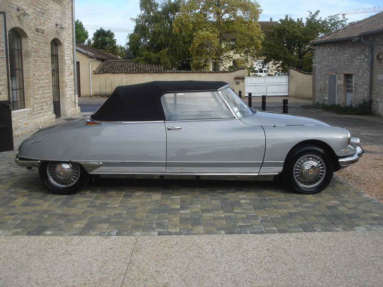 1962 DS19 convertible For Sale (picture 4 of 6)