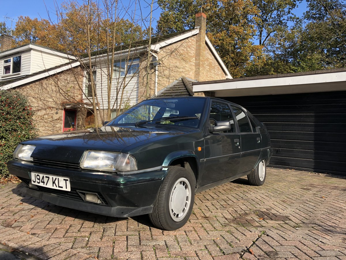 1991 Citroen BX19GTi 8v Auto For Sale (picture 2 of 6)