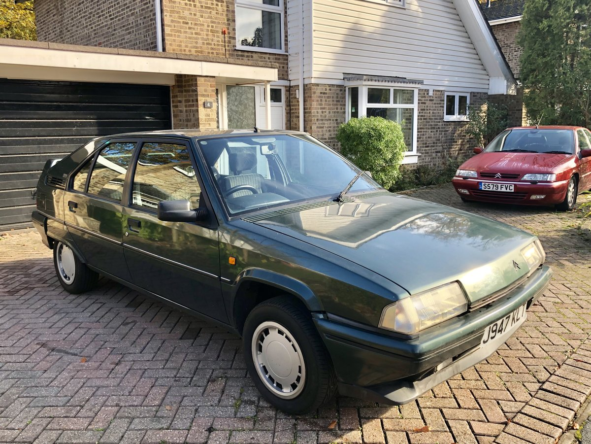 1991 Citroen BX19GTi 8v Auto For Sale (picture 3 of 6)
