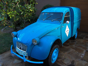 1964 CitroËn azu in original state with 17.797 km. For Sale