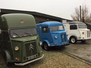 1970 Citroen Hy Van SWB Petrol Last model Fully restored  For Sale