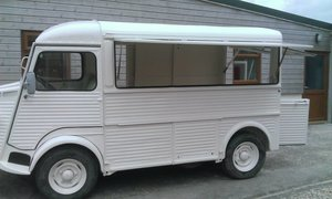 1970 Citroen Hy Van SWB Petrol Last model Fully restored