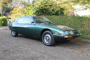 1972 CITROEN SM Maserati  For Sale