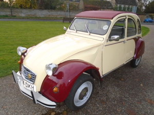 1989 Citroen 2cv6 Special 602cc, NEW IN !!!