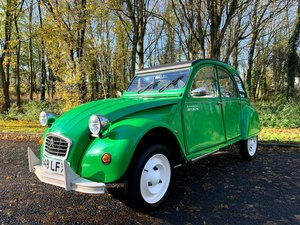 1987 Citroën 2cv Bamboo- Beautifully Original