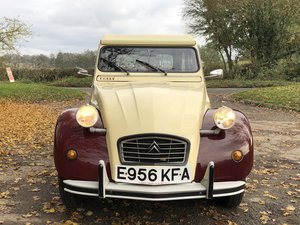 1988 Citroen 2CV Gorgeous French Classic For Sale