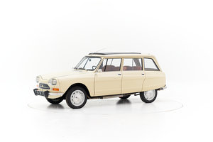 1969 1976 CITROËN AMI 8 BREAK for sale by auction For Sale by Auction