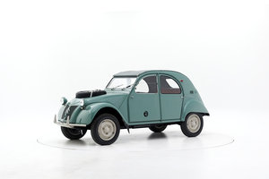 1962 CITROËN 2CV 4X4 SAHARA for sale by auction For Sale