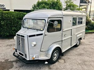 1965 CITROEN - TUB VAN HY 72A CAMPER For Sale