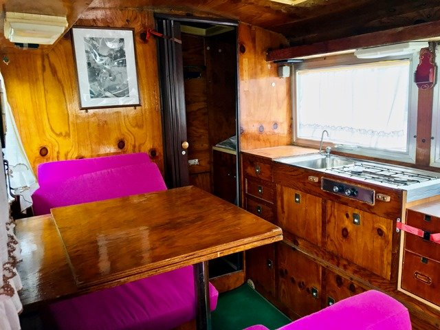 1965 CITROEN - TUB VAN HY 72A CAMPER For Sale (picture 5 of 6)