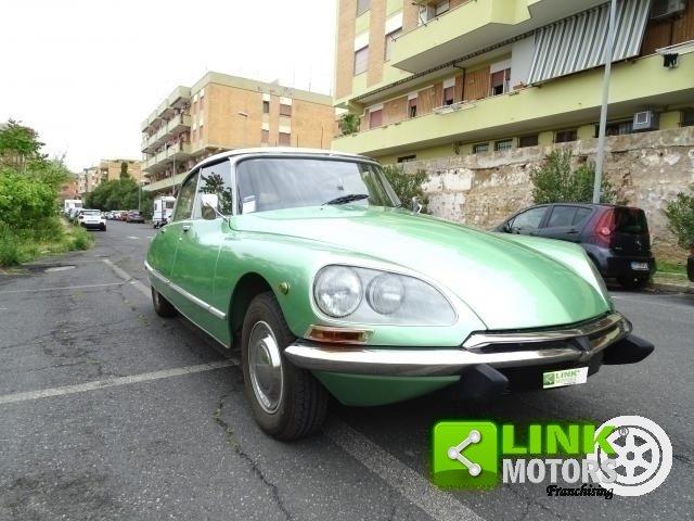 1974 Citroen DS 20 Allestimento Pallas totalmente restaurata For Sale (picture 1 of 6)
